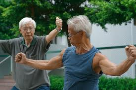 Martial Arts Workouts For Men Over 40