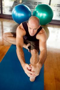 Yoga Exercise for Men
