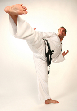 Relaxing - The Key to Sharp Karate