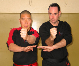 An Interview with Sifu Dana Wong