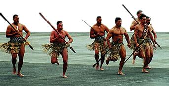 Te Mau Taiaha