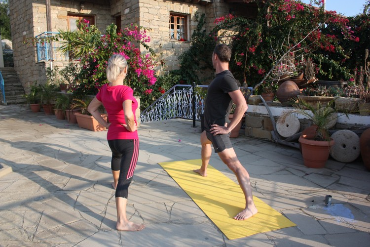 Inner Harmony Cyprus Yoga Retreat