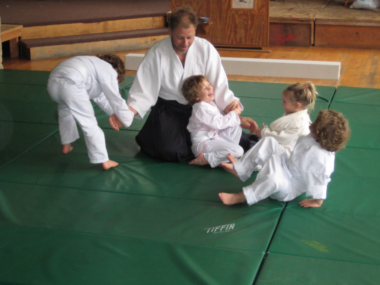 Children's Aikido - The lessons I have learned and how they have affected my own aikido